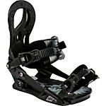 Nitro Snowboards Eris Snowboardbindung Damen schwarz