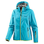 White Season Softshelljacke Damen hellblau