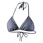 ESPRIT Bikini Oberteil Damen dunkelblau