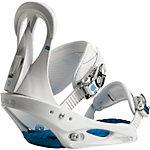 Burton Citizien ReFlex Snowboardbindung Damen weiß