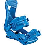 Nitro Snowboards Zero Snowboardbindung blau