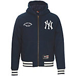 Majestic Athletic Deering NY Yankeees Collegejacke Herren navy