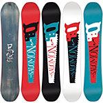 Salomon Craft Freestyle Board grau/rot