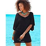 Buffalo Oversize Shirt Damen schwarz