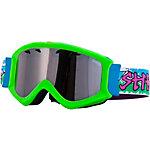 Shred Tastic Snowboardbrille grün/blau