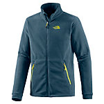 The North Face Gandria Fleecejacke Herren blau