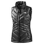 The North Face Aconcagua Daunenweste Damen schwarz