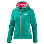 The North Face Ontario Softshelljacke Damen türkis