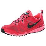 Nike Dual Fusion Trail Laufschuhe Damen rot/neonrot