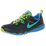 Nike Dual Fusion Trail Laufschuhe Herren schwarz/blau/gelb