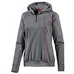 unifit Funktionsshirt Damen grau/pink