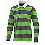 unifit Poloshirt Herren grün/grau