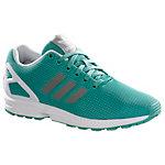adidas ZX Flux Sneaker Damen grün/weiß