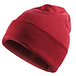 MasterDis Basic Flap Long Beanie bordeaux