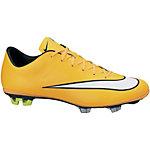 Nike Mercurial Veloce II FG Fußballschuhe Herren orange/weiß