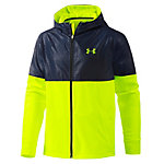 Under Armour allseasongear Light weight FZ Windbreaker Herren gelb/navy