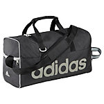 adidas Sporttasche schwarz/weiß