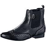 Pepe Jeans Chelsea Boots Damen schwarz