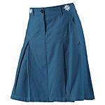 OCK Skirt Faltenrock Damen dunkelblau