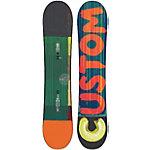 Burton Custom Smalls All-Mountain Board Kinder bunt