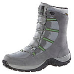Jack Wolfskin Snowtime Texapore Winterschuhe Damen anthrazit/grün