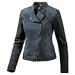 TIMEZONE Jeansjacke Damen dark denim