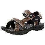 OCK Sandale Outdoor Outdoorsandalen Damen braun
