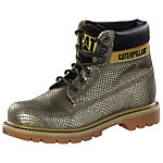 CATERPILLAR Bootie Damen gold