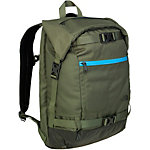 The North Face Pickford Rolltop Daypack oliv
