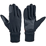 LEKI Windstopperfleece Fleece Handschuhe schwarz