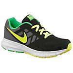 Nike Downshifter Laufschuhe Jungen schwarz/neongelb/grün