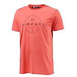 Rip Curl Zinc T-Shirt Herren koralle