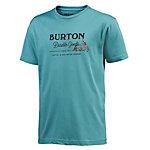 Burton Durable Goods T-Shirt Herren türkis