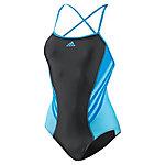 adidas Schwimmanzug Damen schwarz/blau