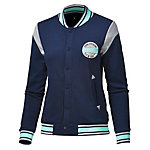 DC Oakridge Sweatjacke Damen navy/grau