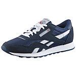 Reebok CL NYLON Sneaker Herren navy/weiß