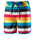 Chiemsee Boardshorts Mädchen petrol/pink/orange