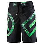 Chiemsee Boardshorts Jungen schwarz/grün