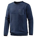 Neighborhood Rundhalspullover Herren indigo