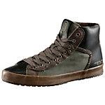 REPLAY Sneaker Herren schwarz/grün