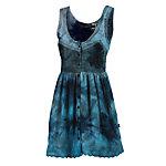 Volcom Freudian Slip Trägerkleid Damen blau