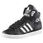 adidas Extaball Sneaker Damen schwarz/weiß