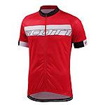 SCOTT Trikot Endurance 30 Fahrradtrikot Herren rot/schwarz