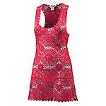 LingaDore Trägerkleid Damen rot