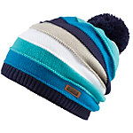 Eisley Dusty Bommelmütze blau/weiß
