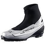 Fischer XC Touring Langlaufschuhe schwarz/silberfarben
