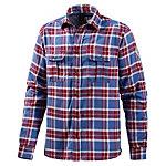 OCK Cotton - Flanell Outdoorhemd Herren dunkelblau