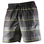 Billabong Are you kidding Badeshorts Herren schwarz/gelb