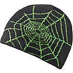 Spyder Skimütze schwarz/grün
