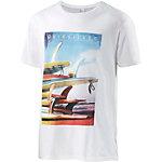 Quiksilver Boardstack T-Shirt Herren weiß